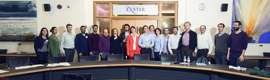 Exeter Prize 2017 Ceremony